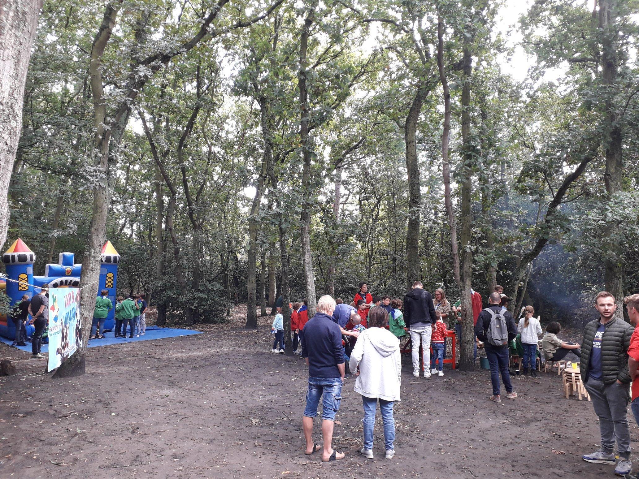De Mohicanen openen seizoen groots met Buurtspeelfestival