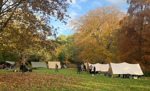 Meer dan 100 scouts strijden tijdens Haagse kookwedstrijden