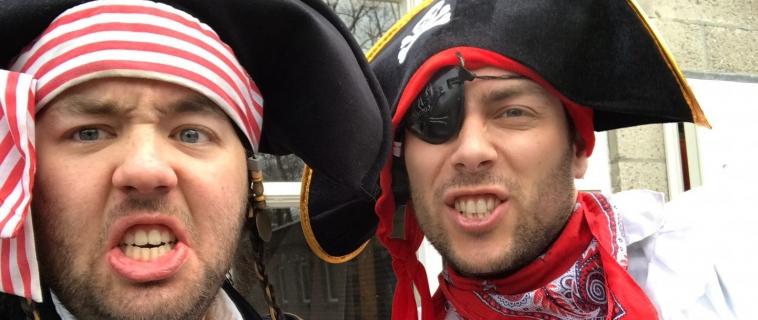 Bever-piraten!