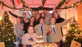 Kerst High Tea van het Sterrenvendel