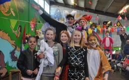 Prins Carnaval op bezoek