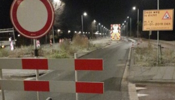 Start deel 6 werkzaamheden route Kijkduin-Houtrust