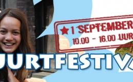 Buurtspeelfestival op 1 september!