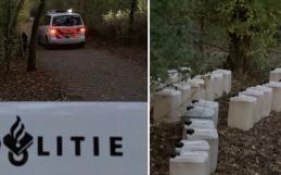 Bosjes van Pex beter beschermd tegen dumpen drugsafval