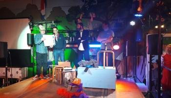 De Mohicanen zetten vrijwilligers in spotlight bij opening Nieuwjaar
